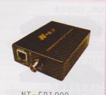 EOC以太网高清同轴线传输器